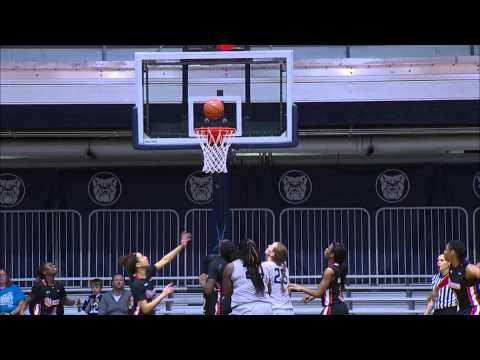 Butler Women's Basketball Highlights vs. St. John's