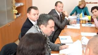 Засідання комісії по заміщенню посади директора РЦБС