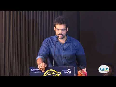 Actor Sibi Sathyaraj Speech In Sathya Movie Success Meet