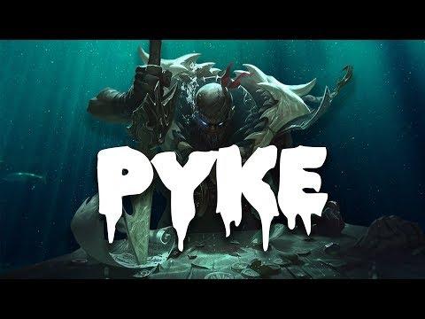 Instalok - Pyke (Imagine Dragons - Whatever It Takes PARODY) (видео)
