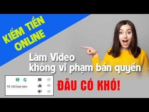 Cách làm video không vi phạm bản quyền | Nguồn video miễn phí khổng lồ đủ mọi chủ đề - Thời lượng: 15:40.