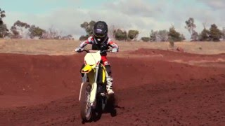 2. MXTV Bike Review - Suzuki 2016 RM-85 Bigwheel