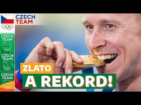 Závod snů! Zlatý Tomáš Bábek bude i vlajkonošem českého týmu
