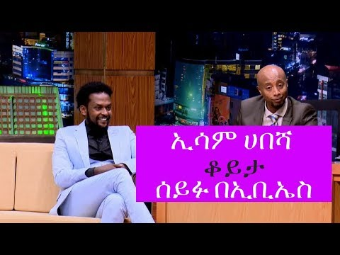 Seifu on EBS: Interview with Artist Ismail Hassen (Esam Habesha)