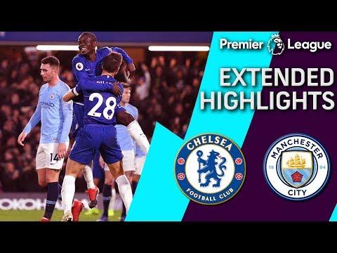 Video: Chelsea v. Man City   PREMIER LEAGUE EXTENDED HIGHLIGHTS   12/8/18   NBC Sports