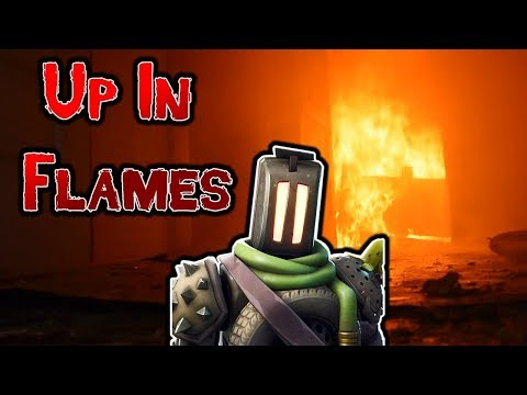 up in flames mp3 download
