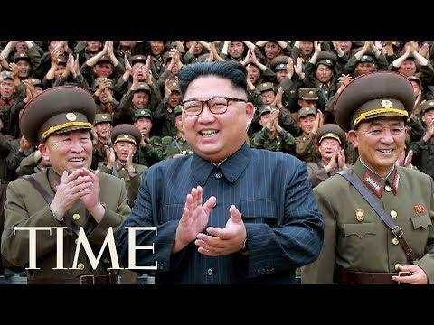 Kim Jong Un Calls President Trump 'Mentally Deranged' After Threat To Destroy North Korea | TIME