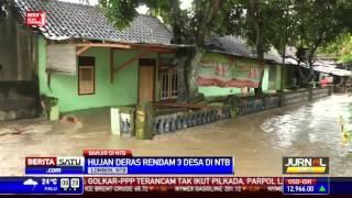 Video 3 Desa dan 5 Dusun di Lombok Barat Terendam Banjir MP3, 3GP, MP4, WEBM, AVI, FLV Januari 2019