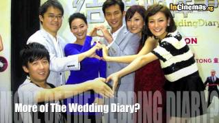 Nonton Elanne Kwong And Ah Niu Sang The Wedding Diary Theme Song   5 February 2012 Film Subtitle Indonesia Streaming Movie Download