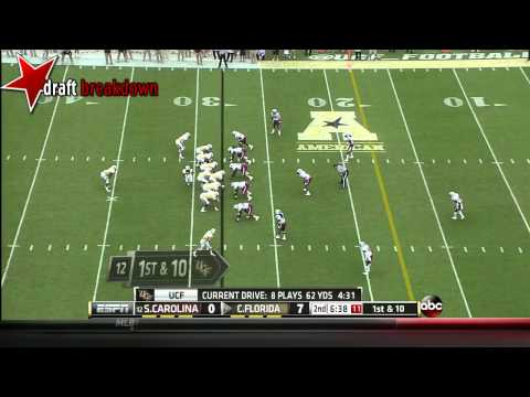 Blake Bortles vs South Carolina 2013 video.