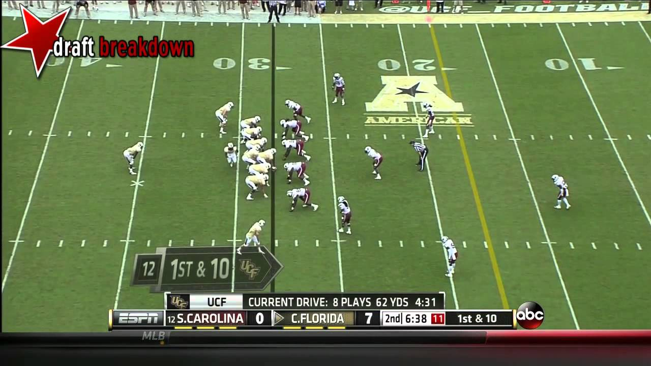 Blake Bortles vs South Carolina (2013)