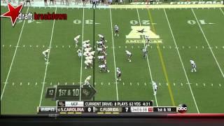 Blake Bortles vs South Carolina (2013)