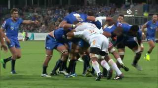 Force v Chiefs Rd.9 Super Rugby Video Highlights 2017