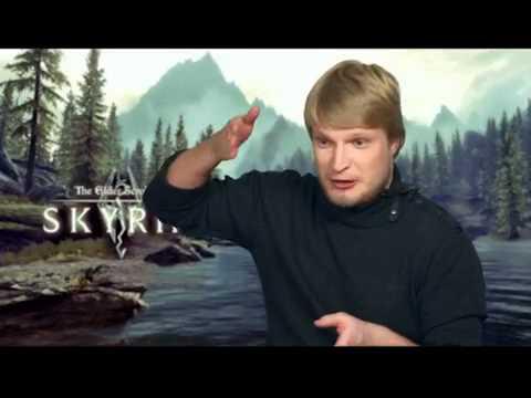 Икона видеоигр: The Elder Scrolls 5: Skyrim Часть 2