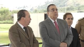 VÍDEO: Governador Alberto Pinto Coelho entrega 90 veículos para a Polícia Civil