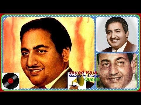 *.RAFI SAHAB-Film~DASHEHRA~(1956)~Zara Rakhna Bharosa Bhagwan Mein.[ Great Gem-My Fav ].*