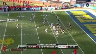 Zack Martin vs Rutgers (2013)