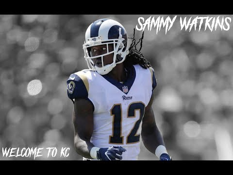 Sammy Watkins - Zoooom (Welcome to KC) ᴴᴰ