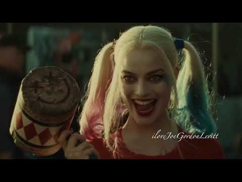 Harley Quinn and Joker- Blood Honey