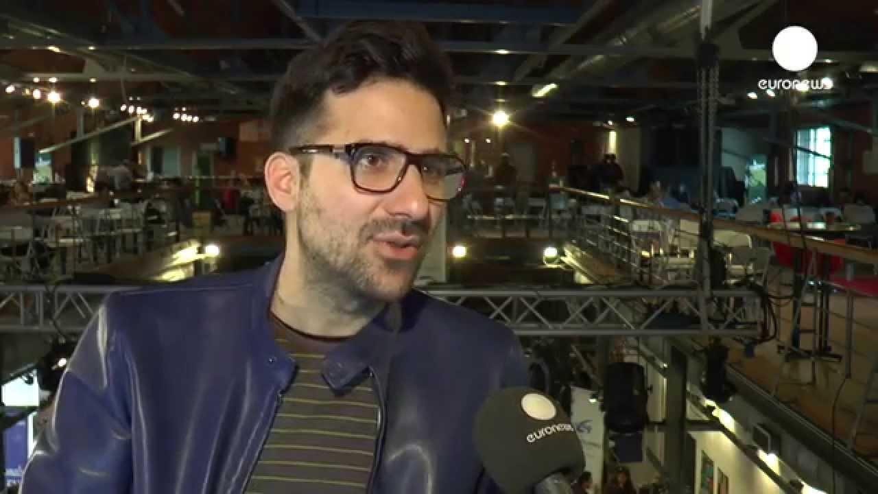 Θεσσαλονίκη 2015: Ο Γιώργος Ζώης μιλάει στο Euronews