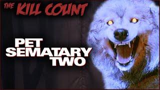 Pet Sematary Two (1992) KILL COUNT
