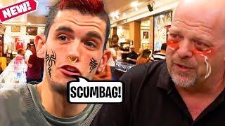 Video Rick Harrison Low-Balls The WRONG CUSTOMER! (Pawn Stars) MP3, 3GP, MP4, WEBM, AVI, FLV Maret 2019