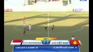 Video u15 vietnam 1 - 1 u15 indonesia 2017 | u15 : viet nam VS Indo (1 - 1) |. MP3, 3GP, MP4, WEBM, AVI, FLV Oktober 2017