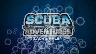 Zach and Haley SCUBA Adventure YouTube video