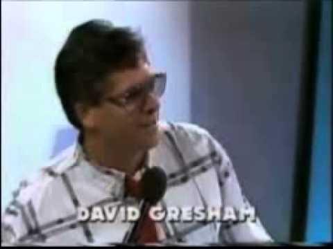 David Gresham   Final Top 30