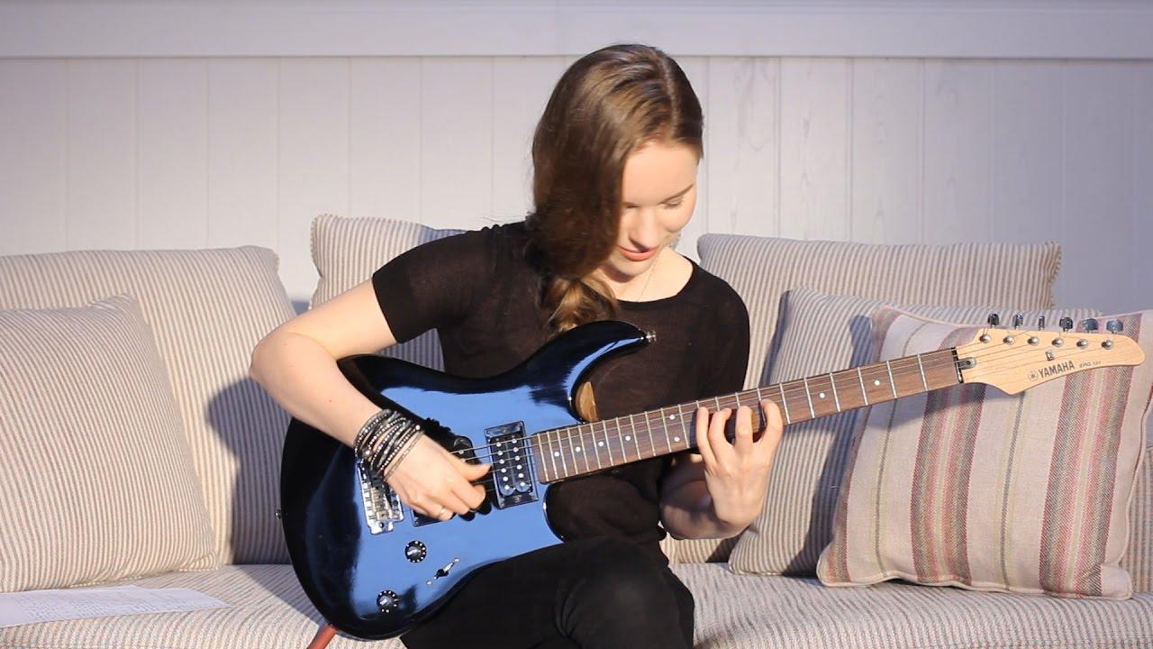 Electric Guitar- Ask Tatyana