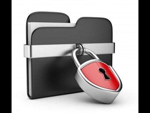 Lock Folder With Protect Folder | Atom Tech Tutor