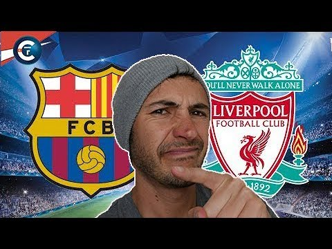 BARCA VS LIVERPOOL 1/2 CHAMPIONS LEAGUE 2019 : PRONOSTIC