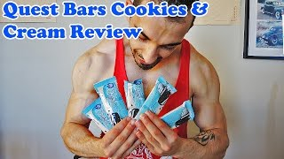 Quest Bars Cookies And Cream Review