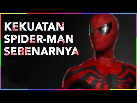 TERNYATA INILAH KEKUATAN SPIDERMAN SEBENARNYA !!