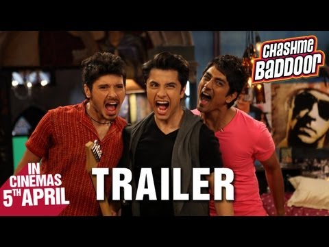 First Theatrical Trailer Of Chashme