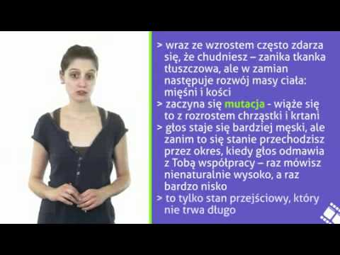 Dojrzewanie fizyczne u chłopców (Agata Kozłowska)
