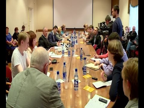 Многие важные для развития региона темы на встрече Сергея Митина с журналистами и блогерами