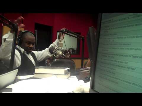Comedian Rodney Perry on the Tom Joyner Morning Show