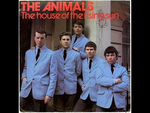 The Animals -  House of the Rising Sun (29 to 52hz)