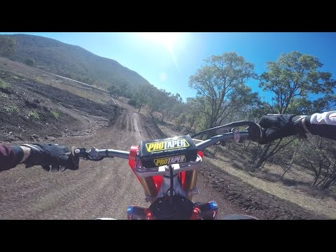 4 Stroke at Gap Creek Motocross Park