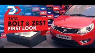Tata Bolt & Zest: First Look