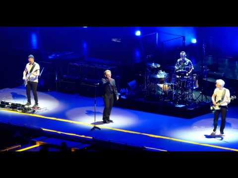 u2 - one (video hd live united center chicago 2015)