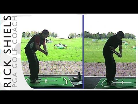 Drill – Fixing Over The Top Golf Lesson