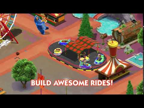 Wonder Park Magic Rides (Pixowl) Rides Video