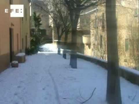 Fallece una mujer por intoxicación por humo en Gerona
