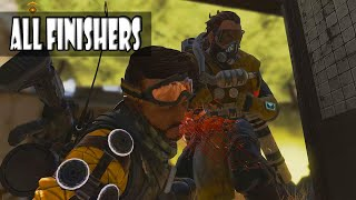 Video All Finishers In Apex Legends With Sounds (In-Game Finishers) MP3, 3GP, MP4, WEBM, AVI, FLV September 2019