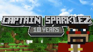 CaptainSparklez 10 Year Minecraft Special