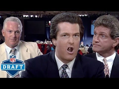 Video: Mel Kiper And The Crazy Feud That Changed the TV Draft Forever | NFL 1994 Draft Story