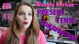 Episode 12: Present Tense Conjugation