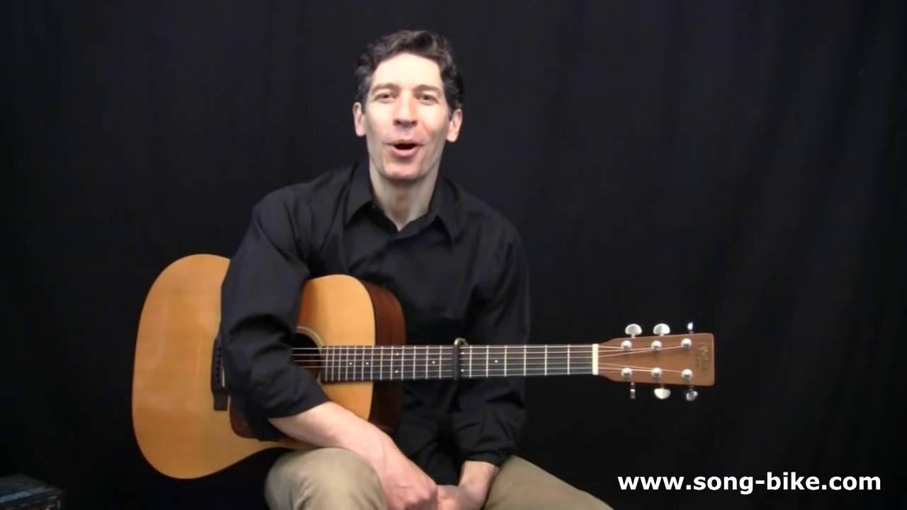 """Hotel California"" Easy / Advanced Guitar Lesson Video !"